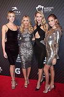 NEW YORK, NY - DECEMBER 5: Allie Ayers, Camillle Kostek, Olivia Jordan and Haley Kalil at the 2017 Sports Illustrated Sportsperson Of The Year Awards at Barclays Center on December 5, 2017 in New York City. Credit: Diego Corredor/MediaPunch /NortePhoto.com NORTEPHOTOMEXICO