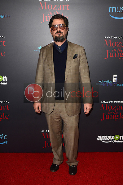 """Roman Coppola<br /> at the """"Mozart In The Jungle"""" Special Screening and Concert, The Grove, Los Angeles, CA 12-01-16<br /> David Edwards/DailyCeleb.com 818-249-4998"""
