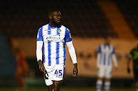 Frank Nouble of Colchester United during Colchester United vs Forest Green Rovers, Sky Bet EFL League 2 Football at the JobServe Community Stadium on 12th March 2019