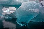Icebergs, Northeast Greenland