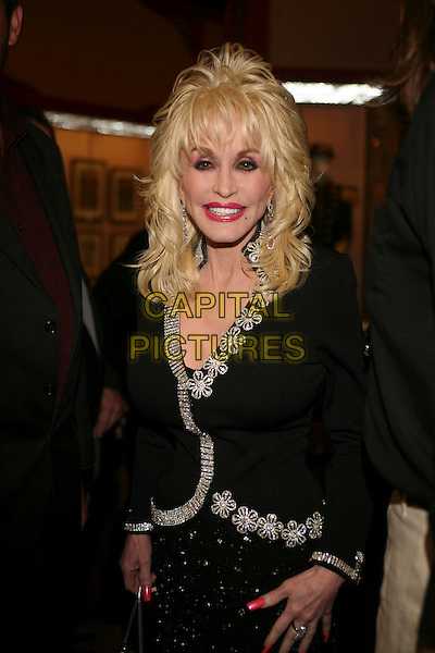DOLLY RAMBO.The Academy of Country Music Special Awards held at the Tennessee State Museum, Nashville, Tennessee, USA..June 20th, 2007.half length black jacket  .CAP/ADM/RR.©Randi Radcliff/AdMedia/Capital Pictures