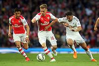 Arsenal vs Swansea City 11-05-15