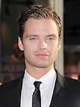 "Sebastian Stan at The Marvel Studios Premiere of "" Captain America : The First Avenger ""  held at The El Capitan Theatre in Hollywood, California on July 19,2011                                                                               © 2011 DVS/Hollywood Press Agency"