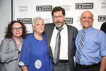 "Maryann Plunket, Tyne Daly, David Staller, Tom Viola attends the Opening Night of The Gingold Theatrical Group production of Bernard Shaw's ""Caesar & Cleopatra"" at Theatre Row Theatre on September 24, 2019 in New York City."