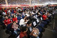 SÃO PAULO, SP, 04.06.2016 - FEIRÃO-CAIXA - Movimentação durante o Feirão da Caixa no Pavilhão de Exposições do Anhembi região norte de São Paulo (SP), neste sábado (4). (Foto: Yuri Alexandre/Brasil Photo Press)
