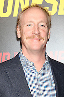 """LOS ANGELES, CA - OCTOBER 8: Matt Walsh at the """"Keeping Up with the Joneses"""" Red Carpet Event at Twentieth Century Fox Studios in Los Angeles, California on October 8, 2016. Credit: David Edwards/MediaPunch"""