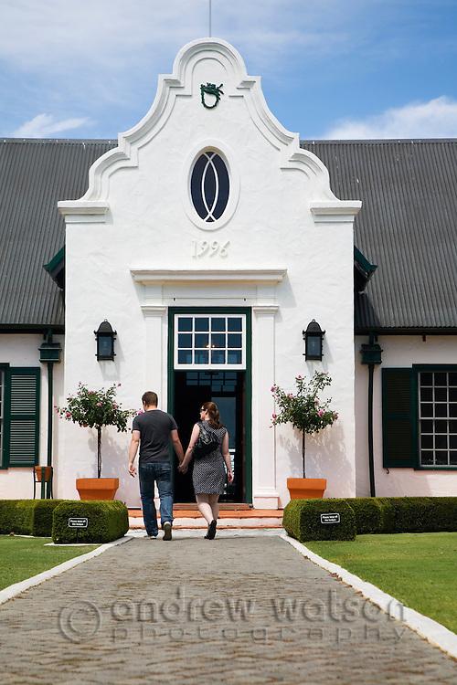 Voyager Estate winery and restaurant at Margaret River, Western Australia, AUSTRALIA.