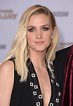Ashlee Simpson Ross at The  Los Angeles Premiere of The Hunger Games: Mockingjay - Part 1 held at  Nokia Theatre L.A. Live in Los Angeles, California on November 17,2014                                                                               © 2014 Hollywood Press Agency