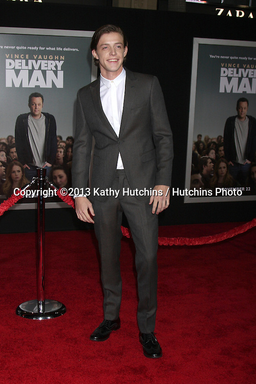 """LOS ANGELES - NOV 3:  Dave Patten at the """"Delivery Man"""" World Premiere at El Capitan Theater on November 3, 2013 in Los Angeles, CA"""