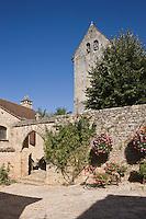 Europe/France/Aquitaine/24/Dordogne/Besse: L'église romane