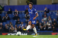Richard Nartey of Chelsea in action during Chelsea Under-21 vs AFC Wimbledon, Checkatrade Trophy Football at Stamford Bridge on 4th December 2018
