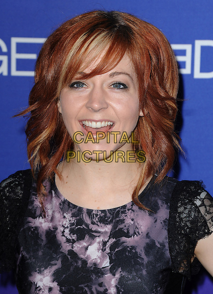 LOS ANGELES, CA - FEBRUARY 27 - Lindsey Stirling attends unite4:good and Variety presentation &quot;unite4:humanity&quot; Celebrating Good, Giving and Greatness Around the Globe held at Sony Picture Studios in Culver City, California on February 27,2014                                                                              <br /> CAP/DVS<br /> &copy;DVS/Capital Pictures