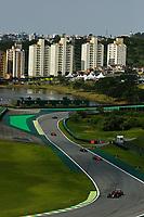 17th November 2019; Autodromo Jose Carlos Pace, Sao Paulo, Brazil; Formula One Brazil Grand Prix, Race Day; Max Verstappen (NED) Red Bull Racing RB15  - Editorial Use