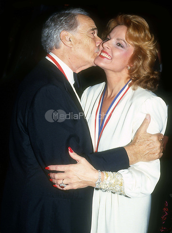 #VictorBorge #AnitaBryant<br /> Photo by John Barrett/PHOTOlink.net / MediaPunch