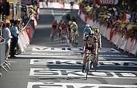 John Degenkolb (DEU/Giant-Alpecin) finishes 4th in Muret<br /> <br /> stage 13: Muret - Rodez<br /> 2015 Tour de France