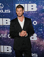 "11 June 2019 - New York, New York - Chris Hemsworth. ""Men In Black: International"" New York Premiere held at AMC Lincoln Square. Photo Credit: Mario Santoro/AdMedia"