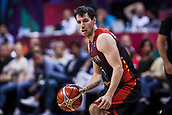 5th September 2017, Fenerbahce Arena, Istanbul, Turkey; FIBA Eurobasket Group D; Turkey versus Belgium; Point Guard Sam Van Rossom #5 of Belgium in action during the match