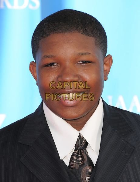 DENZEL WHITAKER.Attends The 39th NAACP Image Awards held at The Shrine Auditorium in Los Angeles, California, USA..February 14th, 2008        .headshot portrait .CAP/DVS.©Debbie VanStory/Capital Pictures.