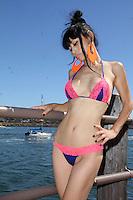 "Bai Ling<br /> star of the upcoming ""The Key,"" wears her last bikinis of summer, Marina Del Rey, CA 09-27-14<br /> David Edwards/DailyCeleb.com 818-249-4998"