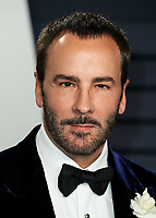 BEVERLY HILLS, CA - FEBRUARY 24: Tom Ford at the 2019 Vanity Fair Oscar Party at the Wallis Annenberg Center for the Performing Arts on February 24, 2019 in Beverly Hills, California. (Photo by Xavier Collin/PictureGroup)