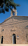 Jordan, Madaba. St. George Church where the Byzantine Madaba Map is located&amp;#xA;<br />