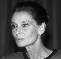 Audrey Hepburn 1991<br /> Photo By John Barrett/PHOTOlink.net