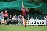 KAATSEN: HUIZUM: Heren Hoofdklasse Vrije formatie, winnaars Pier Piersma, Martijn Olijnsma, Marten Feenstra (Koning), ©foto Martin de Jong