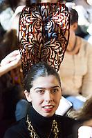 Brianda Fritz-James Stuart<br /> Davidelfin in Mercedes-Benz Fashion Week Madrid 2013