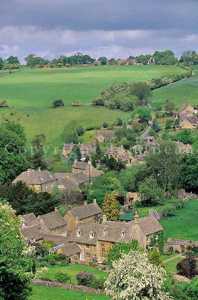 Naunton, a village in the Cotswolds, Gloucestershire, England, AGPix_0198.