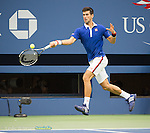 PLAYER_A of COUNTRY SCORE at the US Open in Flushing, NY on September 11, 2015.