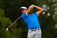 Cameron Champ (USA) on the 3rd fairway during round 4 of the Australian PGA Championship at  RACV Royal Pines Resort, Gold Coast, Queensland, Australia. 22/12/2019.<br /> Picture TJ Caffrey / Golffile.ie<br /> <br /> All photo usage must carry mandatory copyright credit (© Golffile   TJ Caffrey)