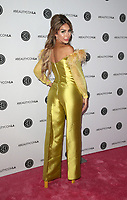 LOS ANGELES, CA - AUGUST 10: Farrah Abraham, at Beautycon Festival Los Angeles 2019 - Day 1 at Los Angeles Convention Center in Los Angeles, California on August 10, 2019.  <br /> CAP/MPI/SAD<br /> ©SAD/MPI/Capital Pictures