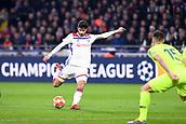 2019 UEFA Champions League Football Lyon v Barcelona Feb 19th