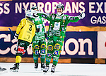 Stockholm 2013-12-03 Bandy Elitserien Hammarby IF - Ljusdals BK :  <br /> Hammarby David Pizzoni Elwing jublar efter sitt 5-1 m&aring;l<br /> (Foto: Kenta J&ouml;nsson) Nyckelord:  jubel gl&auml;dje lycka glad happy