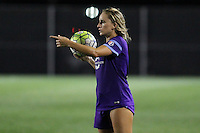 Piscataway, NJ - Wednesday Sept. 07, 2016: Cammi Levin during a regular season National Women's Soccer League (NWSL) match between Sky Blue FC and the Orlando Pride FC at Yurcak Field.