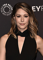 "HOLLYWOOD, CA - MARCH 18:  Amanda Crew at PaleyFest 2018 - ""Silicon Valley"" at the Dolby Theatre on March 18, 2018 in Hollywood, California. (Photo by Scott KirklandPictureGroup)"