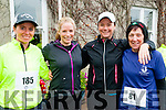 Ballybunion Half Marathon & 10K Race: taking part in the Ballybunion Half Marathon & 10K Race on Easter Saturday were members of the Kerry Crusaders were catherine Gorman, Val Vaughan, Gemma Houlihan & Marie Stack from Ballybunion.
