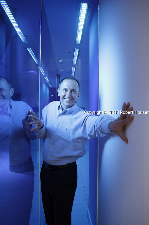 Portraits of Steve Burke - M&A Integration Director - Intel