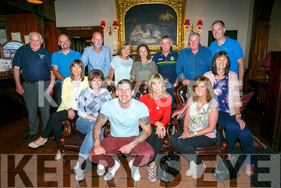 culloty family reunion in the Grand Hotel on Saturday Pictured front l-r Martina Culloty, Liz Culloty, David Culloty, Lorraine Culloty, Breda Culloty, Betty Culloty, Back l-r Michael 'Bishop' Culloty,Terence Culloty, Johnny Culloty, Anne Condon, Gina Culloty, Denny Culloty, Padraig Nolan, Denis Culloty