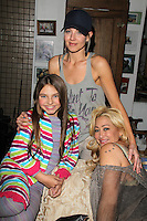 """Brianne Davis, Caitlin Carmichael, Jennifer Blanc<br /> on the set of """"The Night Visitor 2: Heather's Story"""" by Blanc-Biehn Productions, Private Location, Los Angeles, CA 02-19-14<br /> David Edwards/Dailyceleb.com 818-249-4998"""