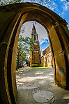 St. Stephen's Anglican Church and Camperdown Cemetery, Newtown, Sydney, NSW, Australia
