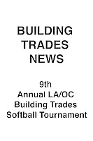 Building Trades News Softball