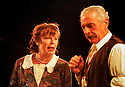 JULIE WALTERS,JAMES HAZELDINE  IN ALL MY SONS BY ARTHUR MILLER OPENS AT THE COTTESLOE THEATRE ON 6/7/00 PIC GERAINT LEWIS