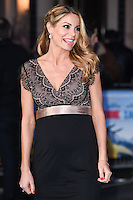 "Charlotte Jackson<br /> at the ""Eddie the Eagle"" European premiere, Odeon Leicester Square London<br /> <br /> <br /> ©Ash Knotek  D3099 17/03/2016"