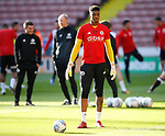 Jamal Blackman of Sheffield Utd during the Carabao Cup First Round match at Bramall Lane Stadium, Sheffield. Picture date: August 9th 2017. Pic credit should read: Simon Bellis/Sportimage