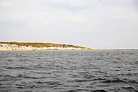 Strand von Spiekeroog - 16.08.2018: Fischfang und Rundfahrt von Neuharlingersiel