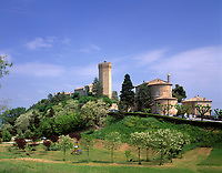 ITA, Italien, Marken, Dorf Moresco bei Monterubbiano | ITA, Italy, Marche, village Moresco near Monterubbiano