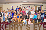 50TH BIRTHDAY: Marion Daly, Caheranne, Tralee (seated 4th left) enjoying a great time celebrating her 50th birthday with a very large group of family and friends at the Strand Road clubhouse, Tralee on Saturday...