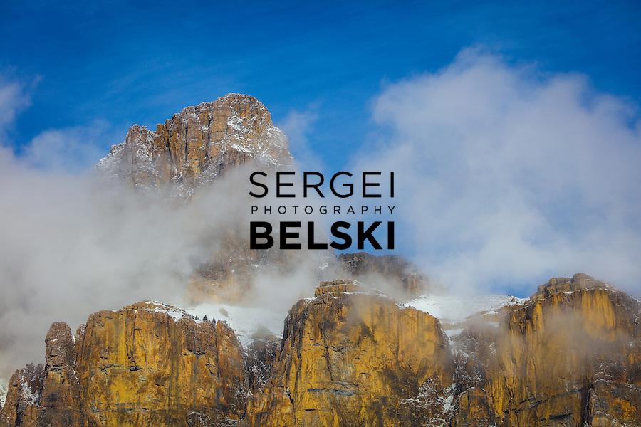 Trip to Banff. Photo Credit: Sergei Belski