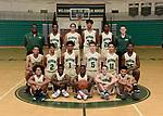 11-29-18, Huron High School boy's freshman basketball team